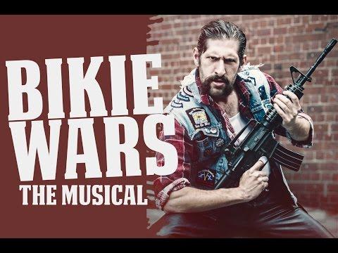 Bikie Wars – Viral Video