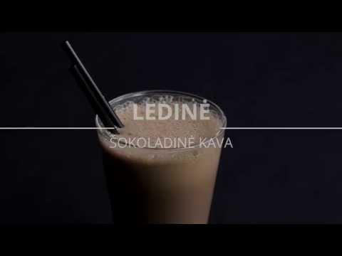 NESCAFÉ Ledinė šokoladinė kava