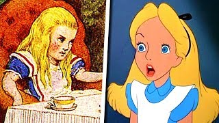 Video The Messed Up Origins of Alice in Wonderland (Pt.  1) | Disney Explained -  Jon Solo MP3, 3GP, MP4, WEBM, AVI, FLV Desember 2018
