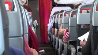 Maroochydore Australia  city pictures gallery : Fly Jetstar Sydney to Maroochydore, Australia (Airbus A320)