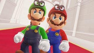 Nonton Super Mario Odyssey   Mario   Luigi Final Boss   Ending Film Subtitle Indonesia Streaming Movie Download