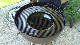 BBQ Weber Master-Touch GBS 57