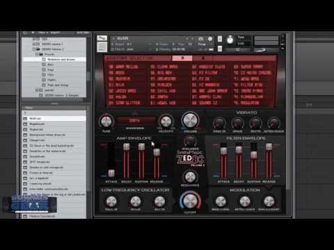 Review: Synthmagic Zed 80 Volume 2 - SoundsAndGear.com