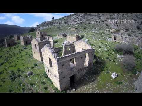 To χωριό φάντασμα του Ψηλορείτη σε ένα εντυπωσιακό βίντεο!