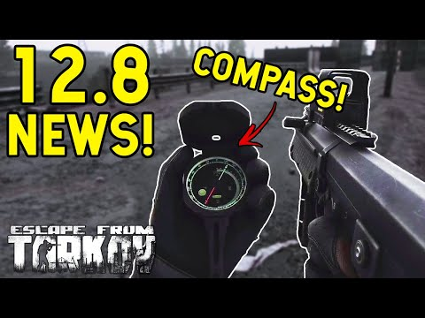 Podcast Summary! - Escape From Tarkov 12.8 New Features!