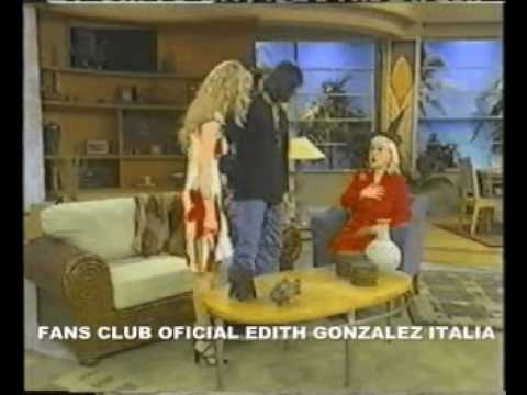 EDITH GONZALEZ incontro con Eduardo Palomo, Ariel Lopez Padilla e Ana Colchero - 1 parte -
