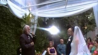 Celebrante de casamentos ecumênicos Gilberto Braga.