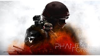 Steam name: thunderleon12 In this video you see me playing Phantom Forces in roblox with you guys! Roblox name: ...
