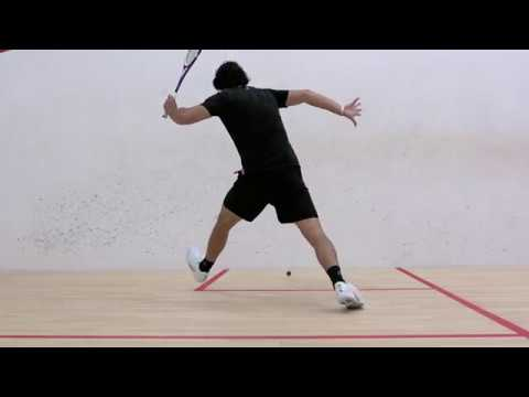 Squash tips: Lee Drew on the importance of rotation