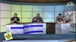 THE MUBET SHOW επεισόδιο 22/4/2016