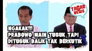 Video Prabowo Tusuk Jokowi, Ditusuk Balik, Tak Berkutik MP3, 3GP, MP4, WEBM, AVI, FLV Februari 2019