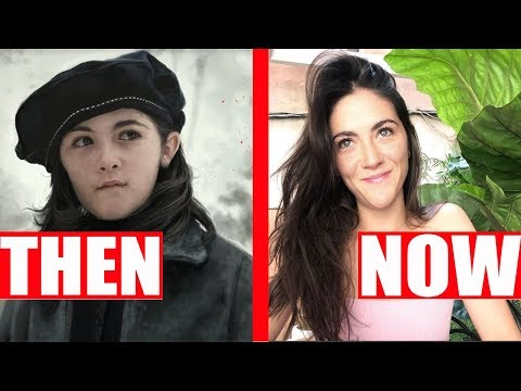 Orphan (2009) Cast: Then and Now