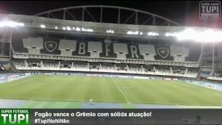 Fogão pega o Grêmio no Nilton Santos. Depois da classificação histórica na Libertadores, Jair vem com um time mexido pra...