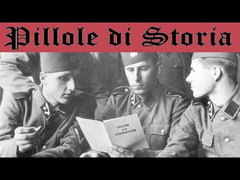 408 - Le SS mussulmane, la Divisione Handschar [Pillole di Storia]