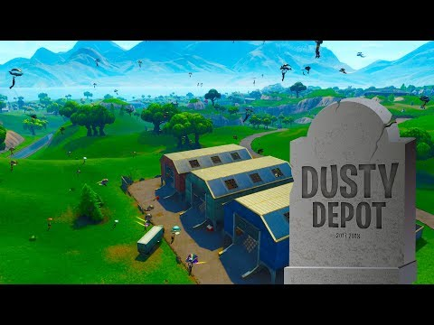 70 PEOPLE LANDING AT DUSTY DEPOT (FUNERAL PARTY)