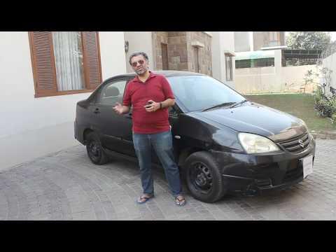 Official Review - Bamwheels -  Suzuki Liana - The Car with an Unfortunate Reputation