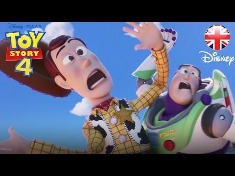 TOY STORY 4 | NEW Teaser Trailer 1 - 2019 | Official Disney Pixar UK