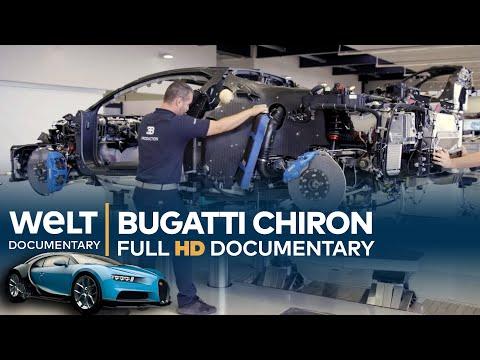 Bugatti Chiron - Inside the Factory | Full Documentary