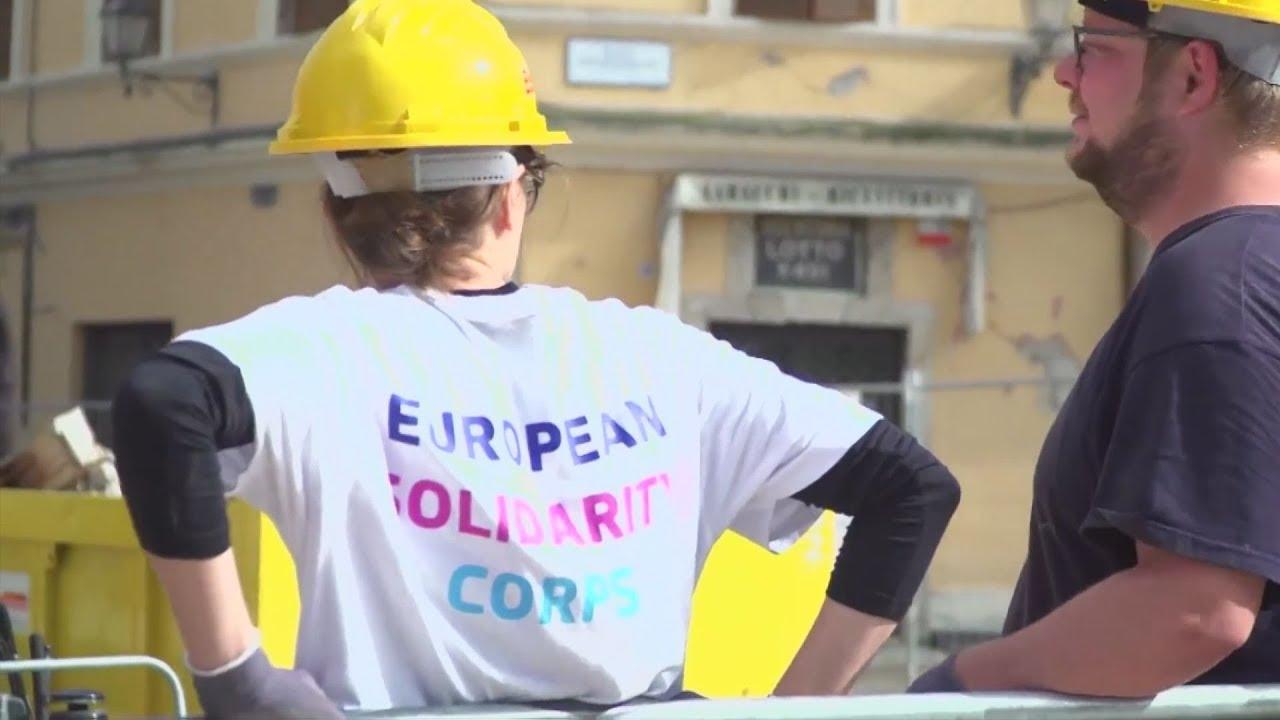 Το Ευρωπαϊκό Σώμα Αλληλεγγύης