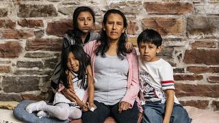 Inmigrante refugiada en una iglesia de EE.UU cuestiona política de Trump