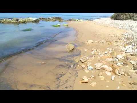Marea nera a Punta Bianca