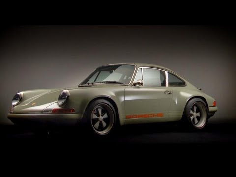 Singer 911 – Porsche 911 Tribute – Top Gear – Series 20 – BBC