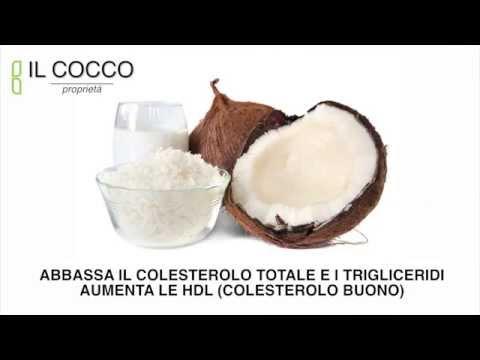 tutti i benefici del cocco sul nostro organismo!