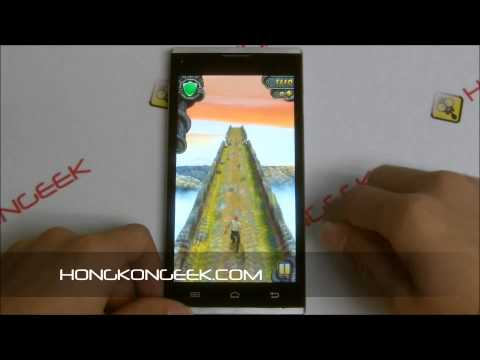 - UNBOXING AND TEST - CHINESE SMARTPHONE BLACKVIEW CROWN ANDROID 4.4