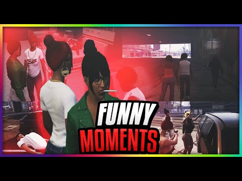 GTA RP AND TWITCH FUNNY MOMENTS COMPILATION