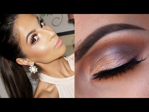 Spring Makeup Tutorial 2015 : Fresh & Glowing