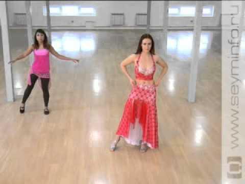 Арабский танец. Урок обучения от Елены Бессоновой.