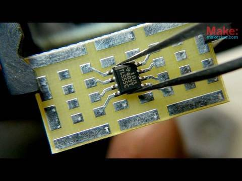 Circuit Skills: Surface Mount Devices