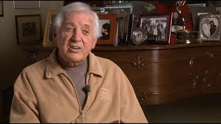 Monty Hall, media personality, philanthropist and original host of Let's Make a Deal, speaks about his surprise and joy at finding fluent Yiddish speakers in ...