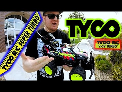 RC Review: 1992 Tyco Hammer 9.6V Turbo Monster Truck