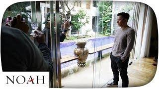 NOAH - Jalani Mimpi | BTS Lyric Video