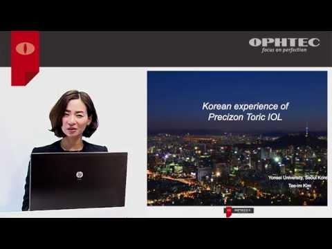 Korean experience of Precizon Toric IOL