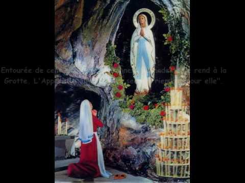 Les Apparitions de Notre Dame de Lourdes