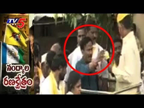 Comedian Venu Madhav Controversial Comments at CM Chandrababu Nandyal By-Poll Campaign