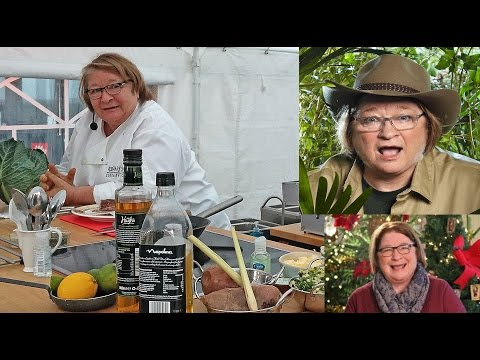 How To Cook With Celebrity Chef Rosemary Shrager