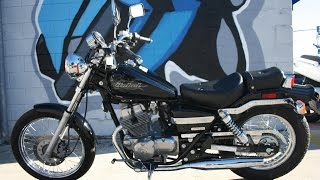 5. 2007 Honda Rebel 250 Motorcycle For Sale...ONLY 745 MILES!!