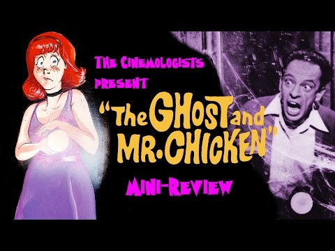 The Ghost And Mr. Chicken (1966) Review