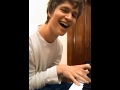 Ansel Elgort - THIEF (Acoustic)