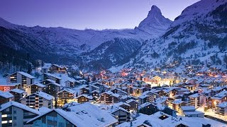 We drove to the Swiss Alps from Milan to ski and were pleasantly surprised by the town of Zermatt, Switzerland! It was a beautiful ...