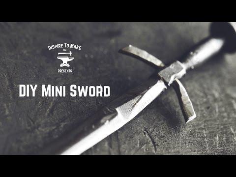 Rèn một thanh kiếm chỉ từ chiếc đinh sắt, quá ảo diệu