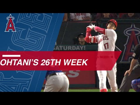 Video: Ohtani's top moments of the week