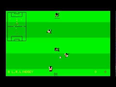 kick off atari game