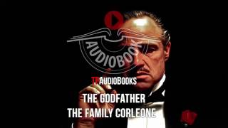 The Godfather - The Family Corleone - Mario Puzo's Mafia Full Audiobook Part 1