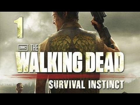 The Walking Dead – Survival Instinct | Let's Play en Español | Capitulo 1