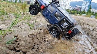 Video RC TRACTION HOBBY 1/8 Founder Jeep Whoa_myung Park MUD Adventure MP3, 3GP, MP4, WEBM, AVI, FLV Januari 2019