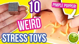 Video 10 WEIRD STRESS RELIEVERS FROM AMAZON MP3, 3GP, MP4, WEBM, AVI, FLV Desember 2018